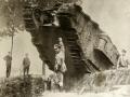 Первая мировая война разгорелась в 1914 году и продлилась вплоть до 1918