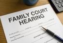 Адвокат по семейному праву