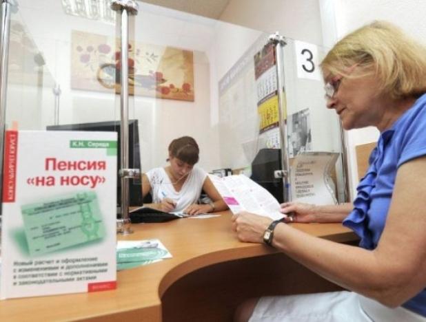 получения кредитов пенсионерами