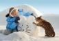 За что дети любят зиму